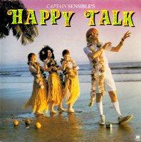 Captain Sensible / Happy Talk (7