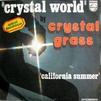 Crystal Grass / Crystal World (7