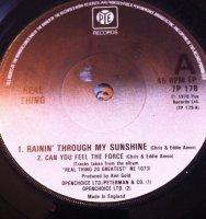 The Real Thing / Rainin' Through My Sunshine (7