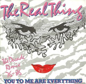 The Real Thing / You To Me Are Everything (The Decade Remix 76 - 86)(7