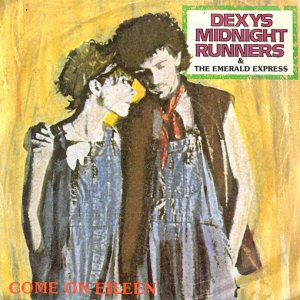 DEXYS MIDNIGHT RUNNERS/COME ON EILEEN (7