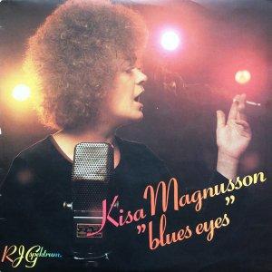Kisa Magnusson / Blues Eyes (LP)