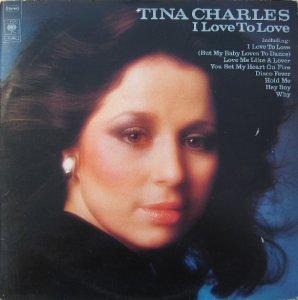 Tina Charles / I Love To Love (LP)