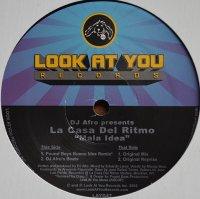 DJ Afro Presents La Casa Del Ritmo / Mala Idea (12