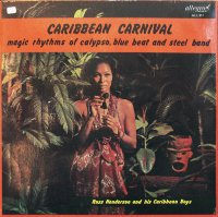 Russ Henderson And His Caribbean Boys / Caribbean Carnival (LP)