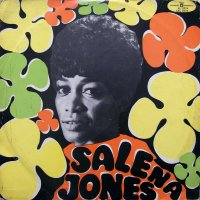 Salena Jones With The Keith Mansfield Orchestra / Same (LP)