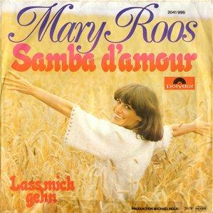 Mary Roos / Samba D'Amour (7