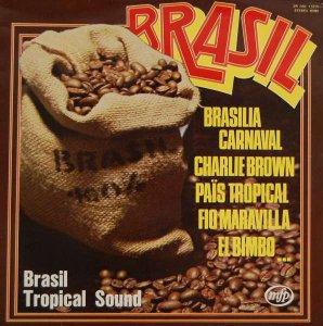 Brasil Tropical Sound / Brasil (LP)