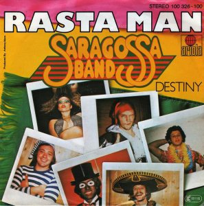 Saragossa Band / Rasta Man (7
