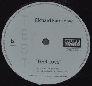 Richard Earnshaw / Feel Love (12