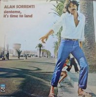 Alan Sorrenti / Sienteme, It's Time To Land (LP)