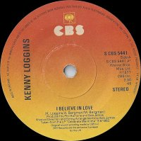 Kenny Loggins / I Believe In Love (7