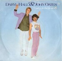 DARYL HALL & JOHN OATES / I CAN'T GO FOR THAT ( NO CAN DO) (7