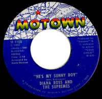 Diana Ross And The Supremes / Someday We'll Be Together / He's My Sunny Boy(7