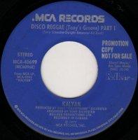Kalyan / Disco Reggae (Tony's Groove) (7