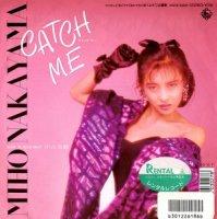 中山美穂 / CATCH ME (7