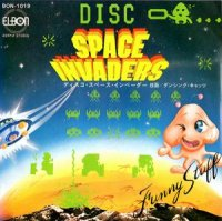 FUNNY STAFF / DISCO SPACE INVADERS (7