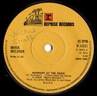 Maria Muldaur / Midnight At The Oasis (7