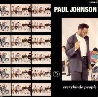 Paul Johnson / Every Kinda People (7