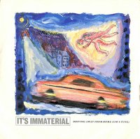 It's Immaterial / Driving Away From Home (Jim's Tune) (7