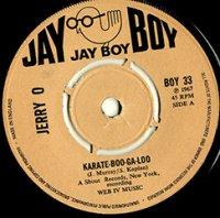 Jerry O / Karate-Boo-Ga-Loo (7