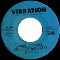 Sylvia And Ralfi Pagan / Soul Je T'aime (7