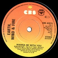 Earth, Wind & Fire / Wanna Be With You (7