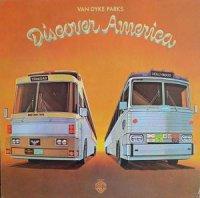 VAN DYKE PARKS / DISCOVER AMERICA (LP)