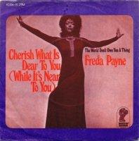 Freda Payne / Cherish What Is Dear To You (7