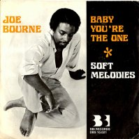 Joe Bourne / Baby You're The One (7