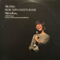 Alice Babs / Nils Lindberg And His Orchestra / Music With A Jazz Flavour (LP)