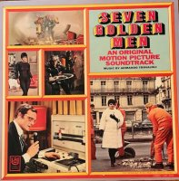 O.S.T. (ARMANDO TROVAJOLI) / SEVEN GOLDEN MEN (LP)