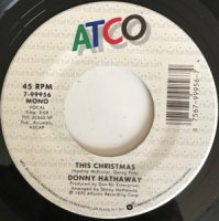 "Donny Hathaway / This Christmas / Be There (7"")"