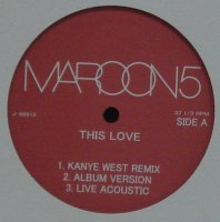 Maroon 5 / This Love (12