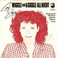 Cory Daye / Wiggle And A Giggle All Night (7