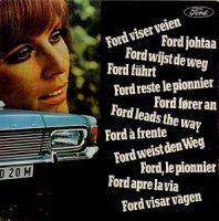 Samantha Jones / Ford Leads The Way / Go Ahead (7