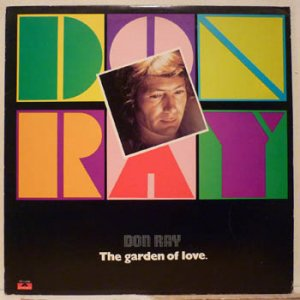 Don Ray / The Garden Of Love (LP)