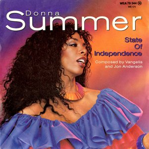 Donna Summer / State Of Independence (7