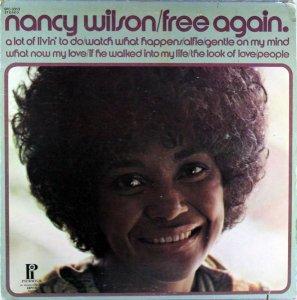Nancy Wilson / Free Again (LP)