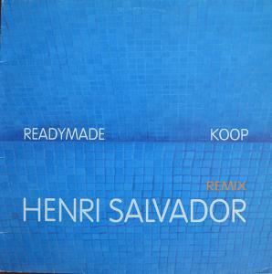 HENRI SALVADOR / JAZZ MEDITERRANEE (LP)