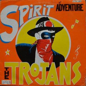 The Trojans / Spirit Of Adventure (LP)