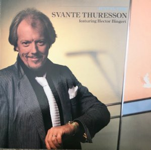 SVANTE THURESSON / JUST IN TIME (LP)