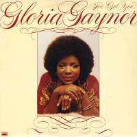 GLORIA GAYNOR / I'VE GOT YOU UNDER MY SKIN (LP)