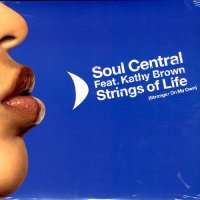 Soul Central / Strings Of Life (Stronger On My Own) (12