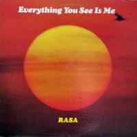 Rasa / Everything You See Is Me (LP)