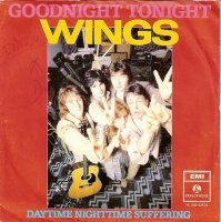 Wings / Goodnight Tonight (7