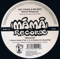 Leo Young & Mr. Beef Featuring Trumpet By Mick Ball / African Rhapsody (12