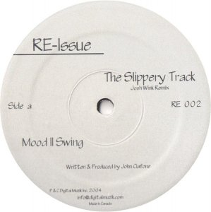 Mood II Swing / The People Movers / The Slippery Track / C Lime Woman (12
