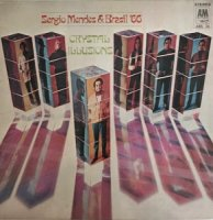 SERGIO MENDES & BRASIL '66 / CRYSTAL ILLUSION (LP)