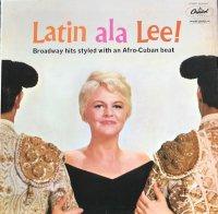 PEGGY LEE / LATIN ALA LEE (LP)